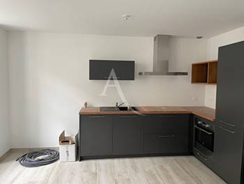 Appartement 2 pièces 39,61 m2