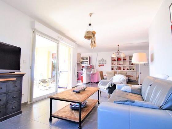 Vente appartement 3 pièces 74,14 m2