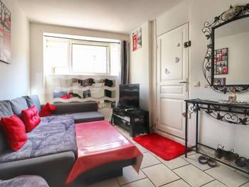 Appartement 2 pièces 32,66 m2