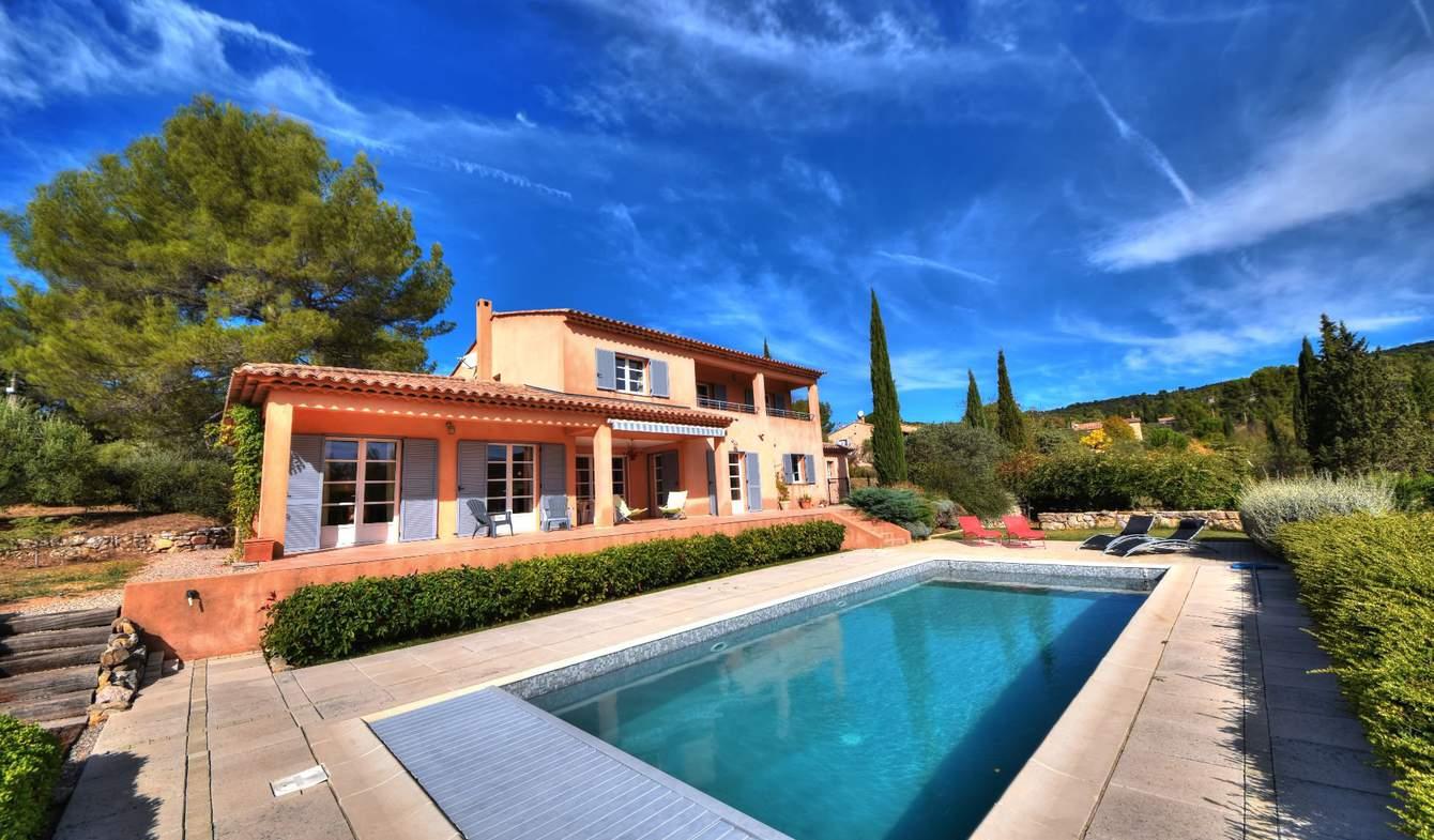 Maison avec piscine Villecroze