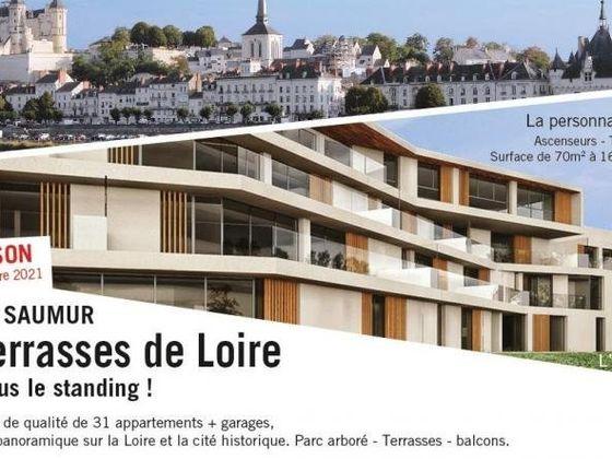 Vente appartement 3 pièces 73,25 m2