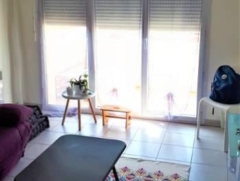 Appartement 2 pièces 34,83 m2