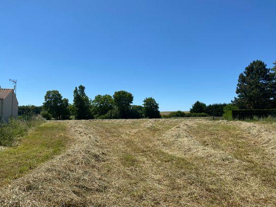 Vente terrain 3920 m2