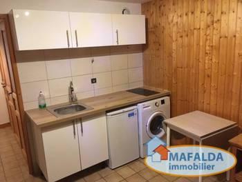 Appartement meublé 2 pièces 26,19 m2