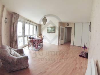 Appartement 3 pièces 71,38 m2