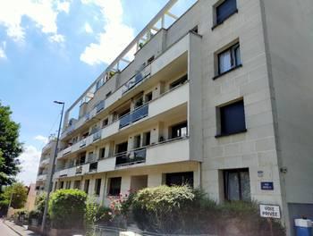 Appartement meublé 2 pièces 37,19 m2