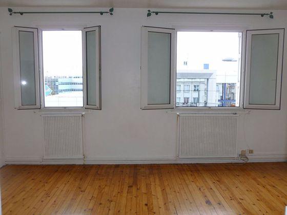 Location appartement 2 pièces 58,64 m2