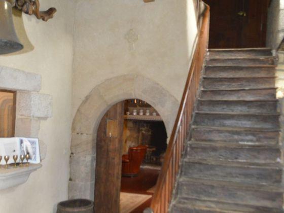 Vente manoir 12 pièces 379 m2