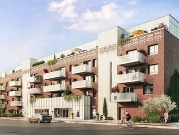 Appartement 2 pièces 37,81 m2