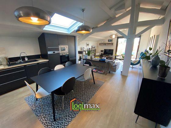 Vente appartement 6 pièces 194 m2