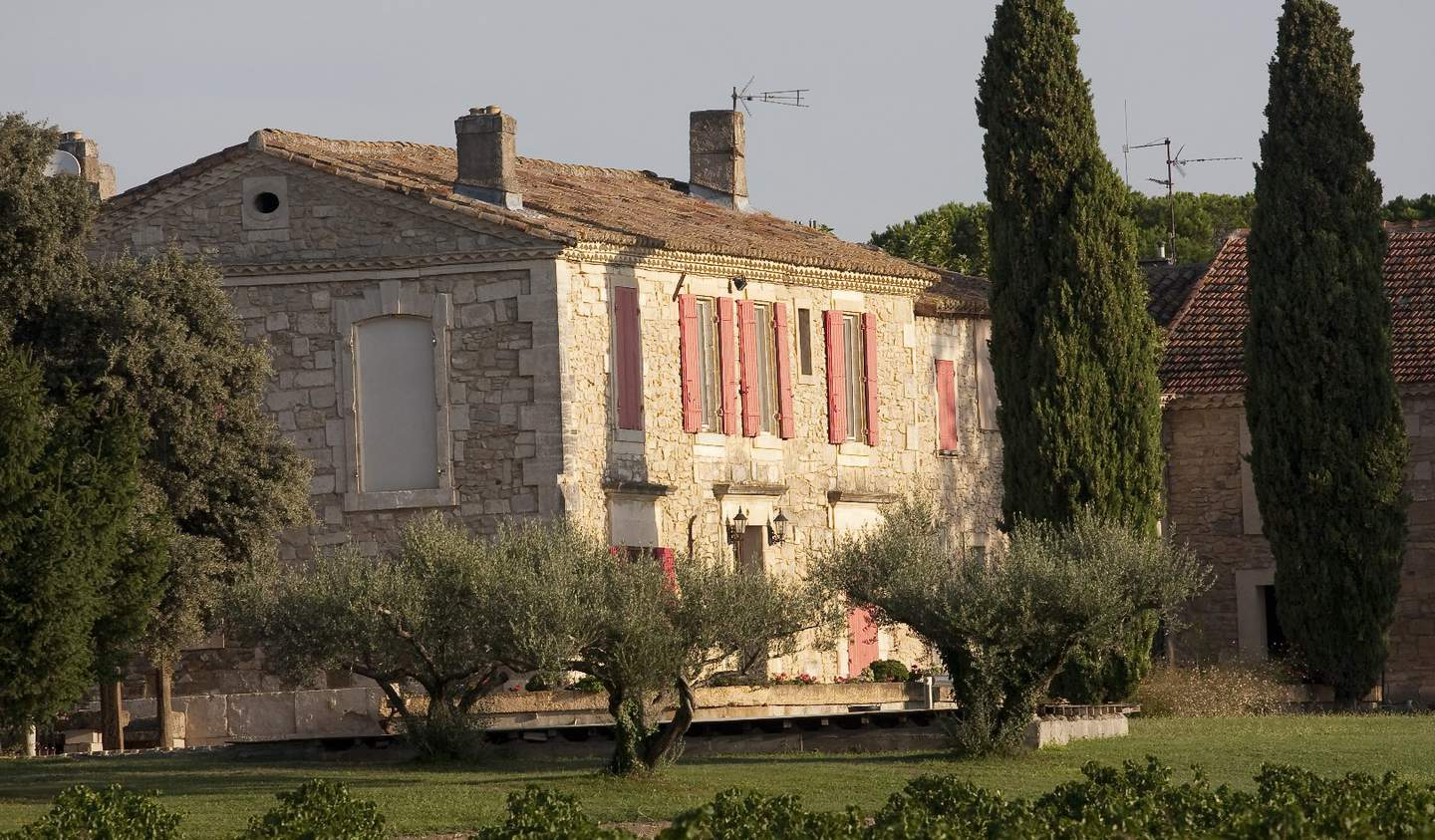 Property with garden Nimes
