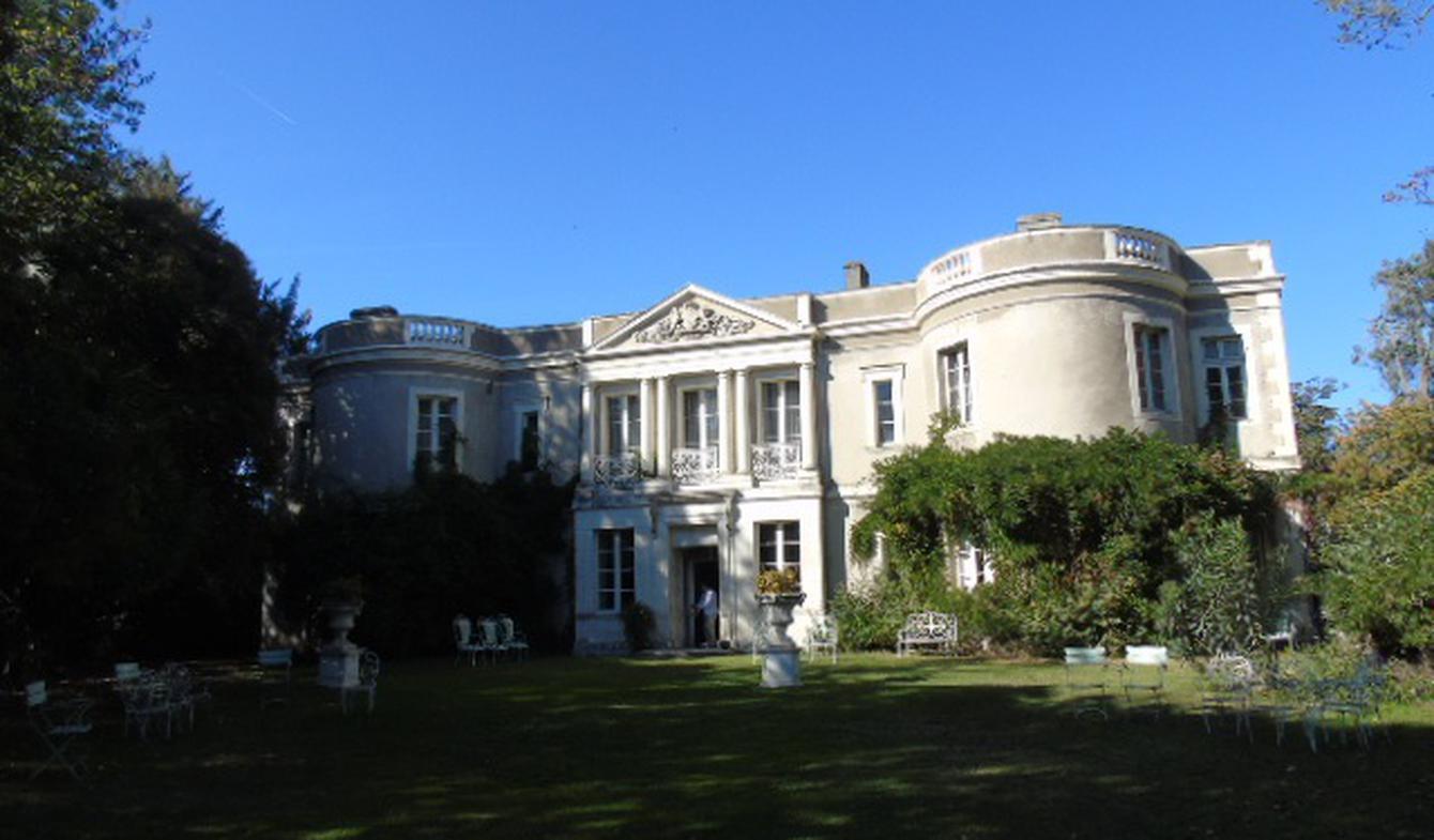 Château Cazeres