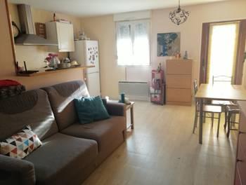 Appartement 3 pièces 44,53 m2