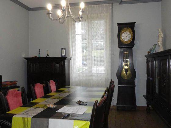 Vente propriété 8 pièces 125 m2