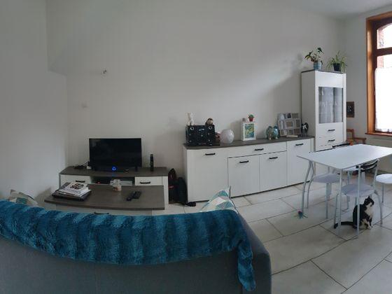 Vente maison 3 pièces 59,8 m2