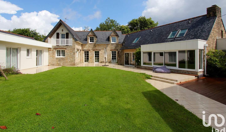 Maison avec piscine Fouesnant