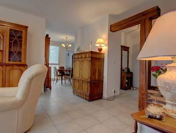 Appartement 3 pièces 72,65 m2