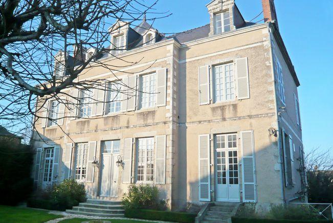 Hôtel particulier avec Jardin et Salle de réception, Laval