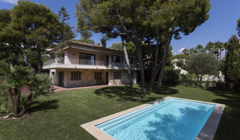 Villa with pool and garden Saint-Jean-Cap-Ferrat