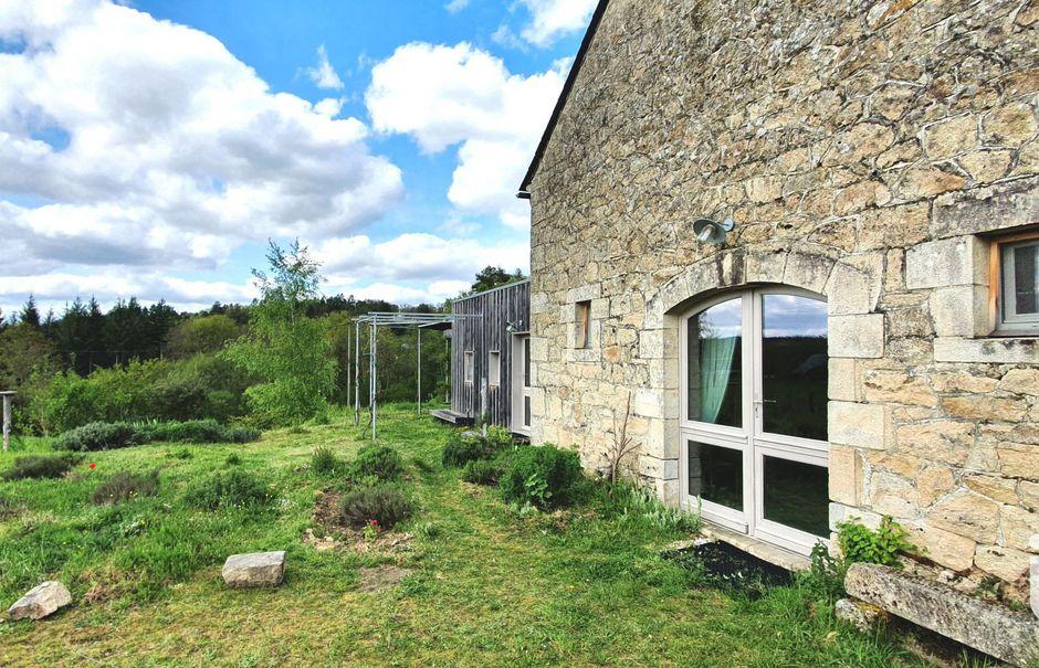 Vente maison 6 pièces 186 m² à Argentat (19400), 299 000 €