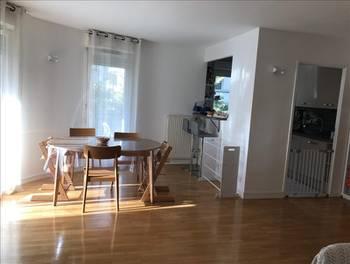 Appartement meublé 4 pièces 86,77 m2