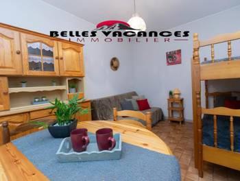 Appartement 2 pièces 22,14 m2