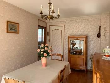Maison 4 pièces 75,57 m2