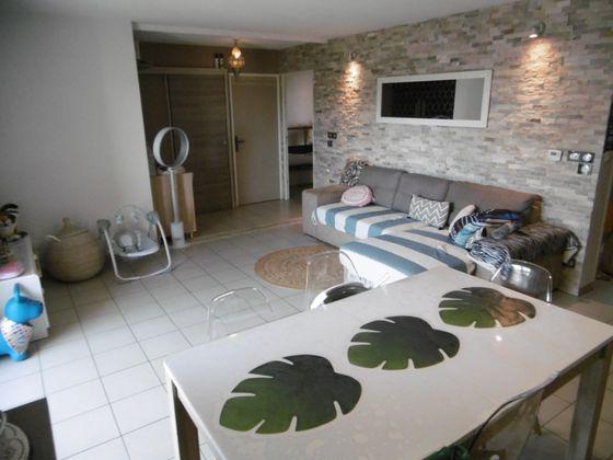 Vente appartement 3 pièces 60,5 m2