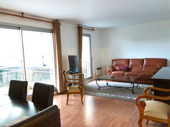 Vente appartement 2 pièces 58,78 m2