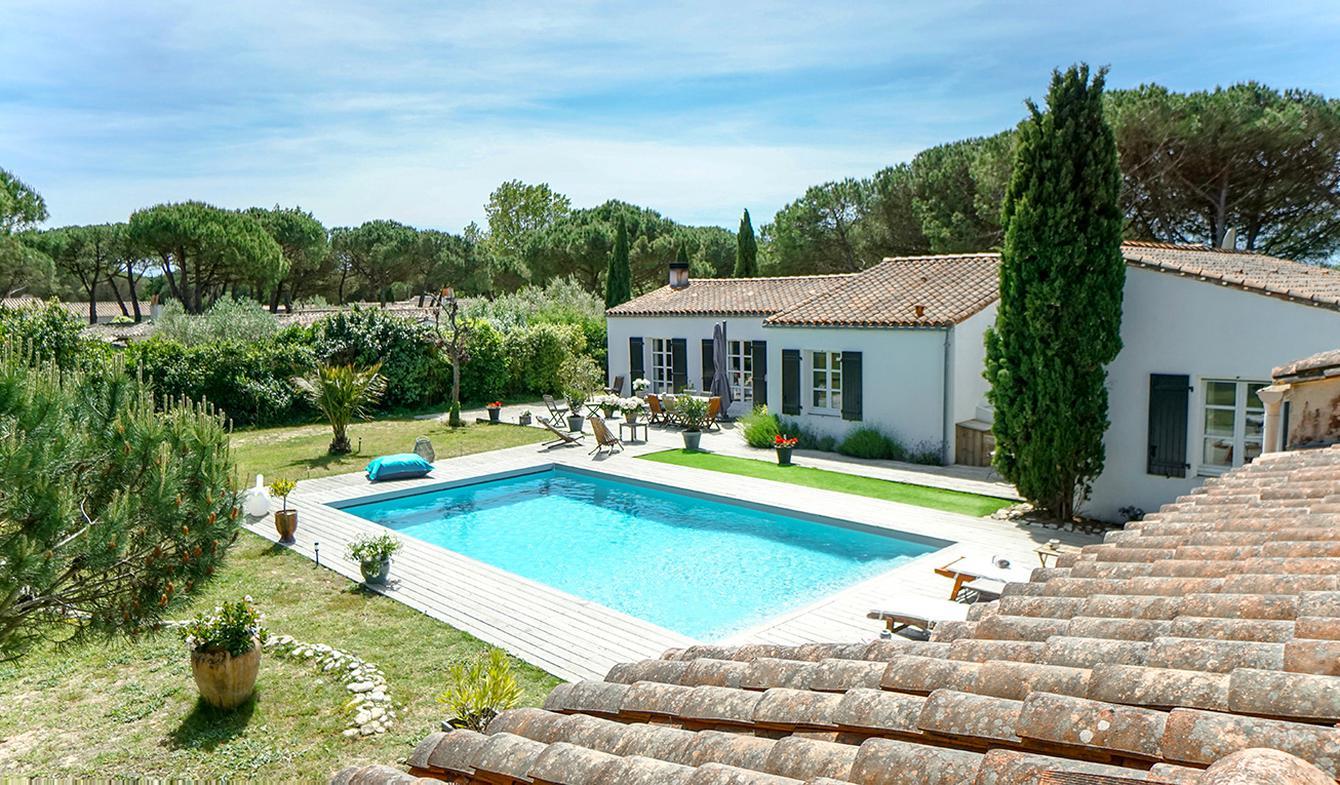 Villa avec piscine et terrasse Les Portes-en-Ré