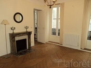 Appartement meublé 3 pièces 60,55 m2