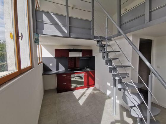 Location studio 36,42 m2