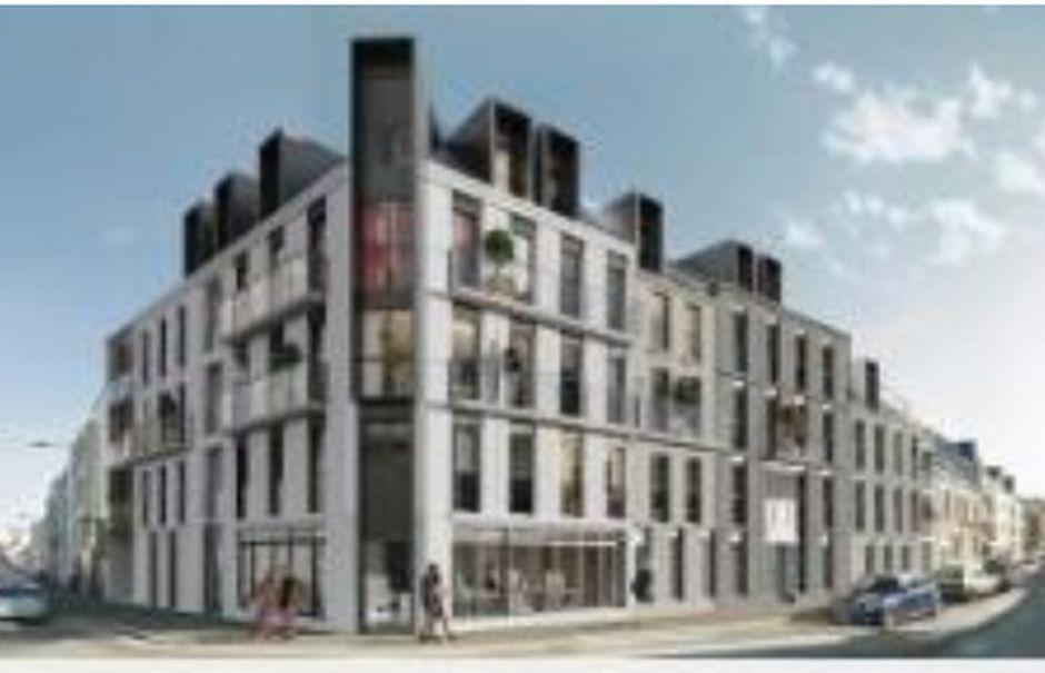 Location  appartement 2 pièces 41.56 m² à Tours (37000), 555 €