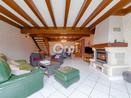 Vente maison 4 pièces 151,42 m2