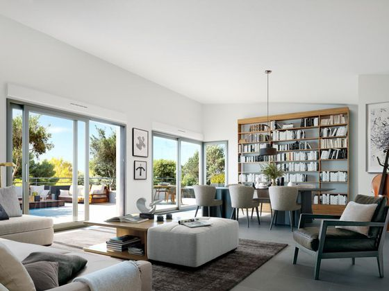 Vente appartement 4 pièces 99,05 m2