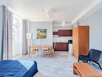 Studio meublé 25,81 m2