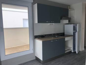 Appartement 2 pièces 39,51 m2