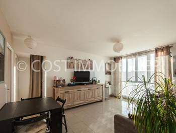 Appartement 2 pièces 43,39 m2
