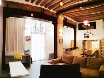 Appartement meublé 3 pièces 64,53 m2