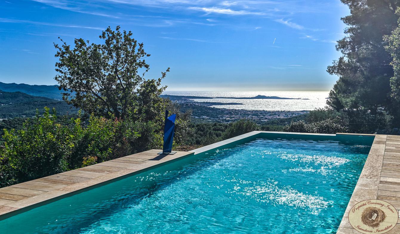 Villa avec piscine et jardin Ollioules