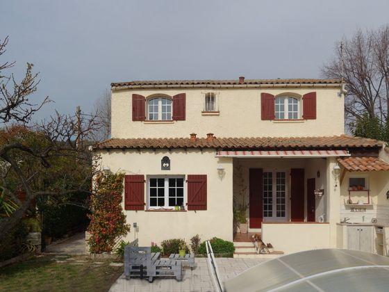 vente Maison 6 pièces 205 m2 Marseille 13ème