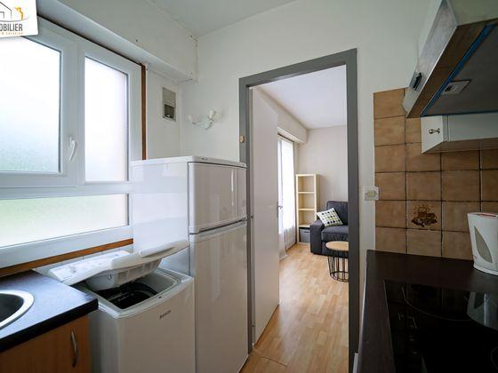 Location appartement meublé 2 pièces 31,36 m2