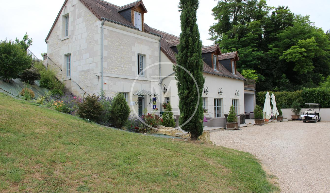 Property with pool Saint-Aignan