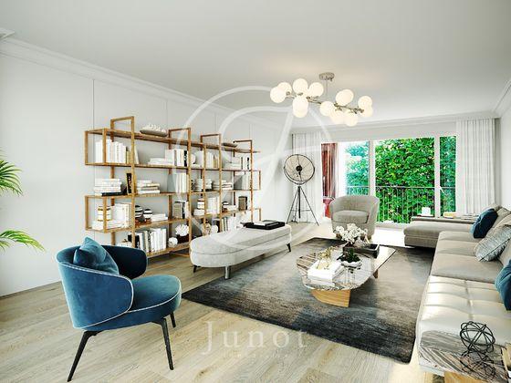 Paris 8ème, Appartement