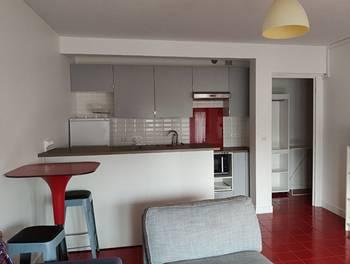 Appartement meublé 2 pièces 37,88 m2