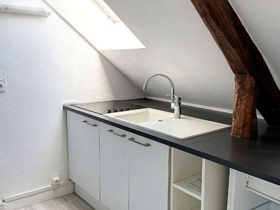 Location studio 17,98 m2