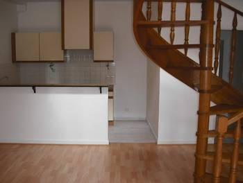 Appartement 2 pièces 52,18 m2