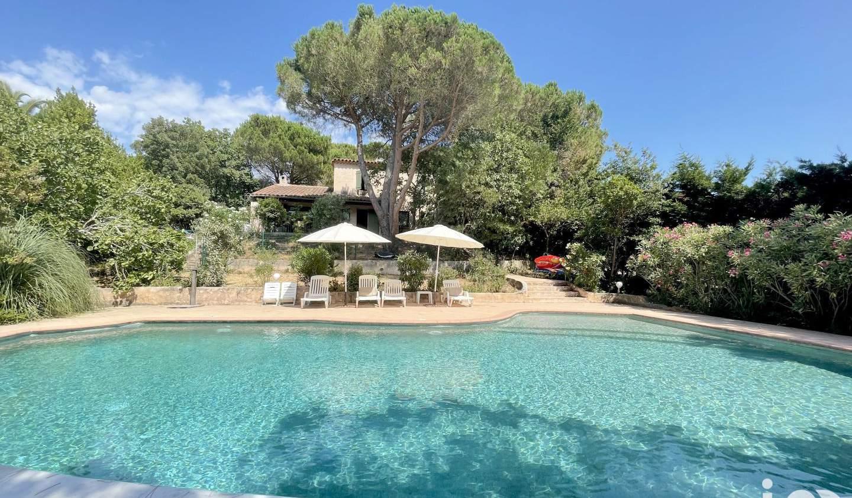 Maison avec piscine et terrasse Gassin