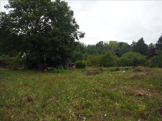 Vente terrain 1663 m2