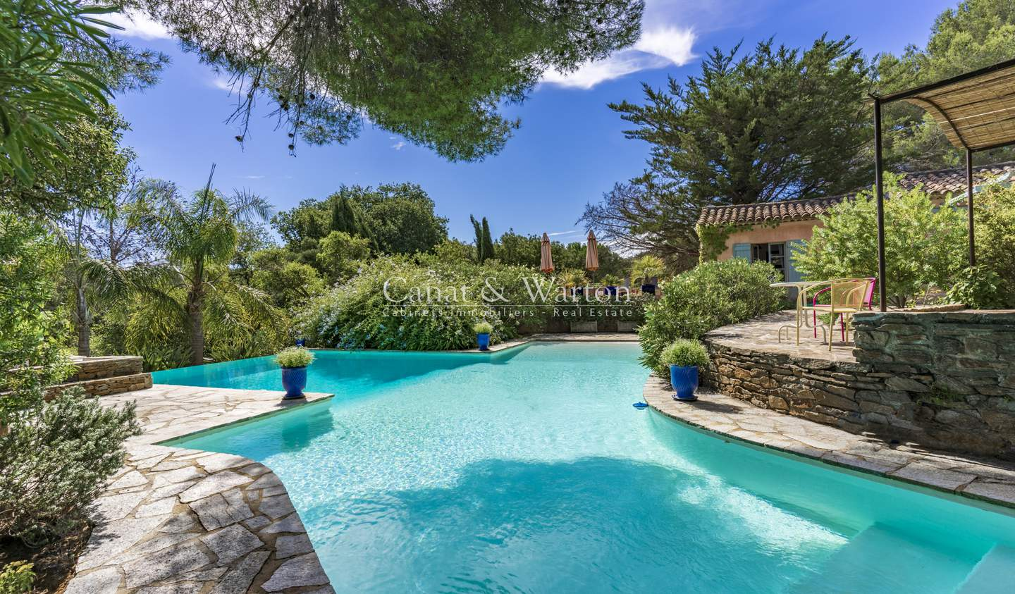 Property with pool Bormes-les-Mimosas